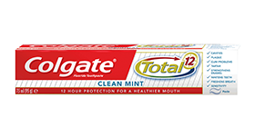 Colgate<sup>®</sup> Total<sup>®</sup> Clean Mint