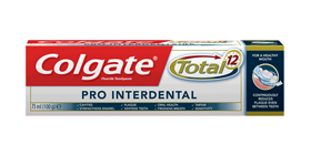 Colgate<sup>®</sup> Total<sup>®</sup> Pro·Interdental