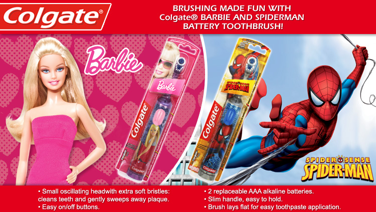 Colgate® Kids Motion