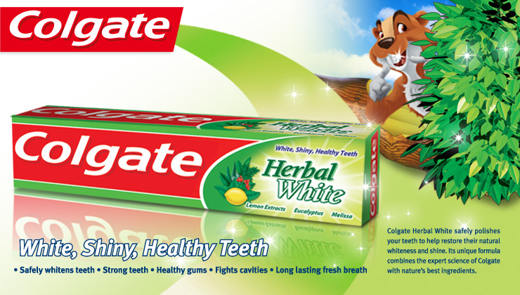 Colgate Herbal White