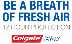 Colgate Plax Alcohol Free Antibacterial Mouthwash freshens bad breath with 12 hour protection against bacteria and plaque for healthy, stronger teeth gums and mouth