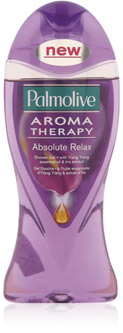 Palmolive Absolute Relax aromatherapy shower gel